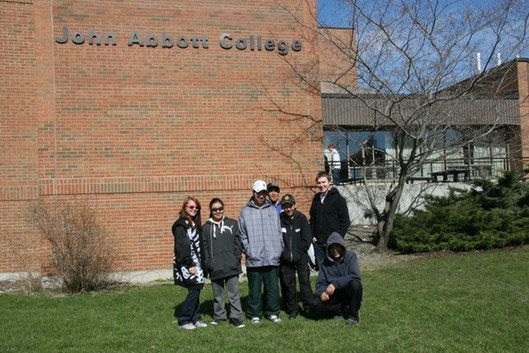 An exciting experience for akulivik students news avataq for College john abbott piscine